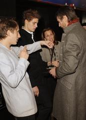 Jeremy Irons And Family